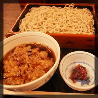 蕎麦ソムリエ
